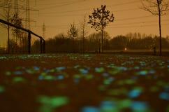 Пусковая площадка ван Гога Стоковые Фотографии RF
