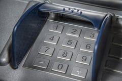Пусковая площадка номера ATM Стоковые Фотографии RF