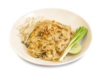 Пусковая площадка тайская самая лучшая тайская еда Стоковое Изображение