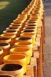 пусковые установки феиэрверка Стоковая Фотография RF