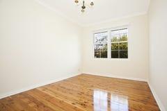 Пустая белая комната стоковое изображение