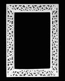 пустая белизна изображения рамки Стоковые Изображения RF