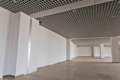 пустая белизна комнаты Стоковая Фотография RF