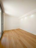 пустая белизна комнаты Стоковое Фото