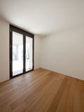 пустая белизна комнаты Стоковая Фотография