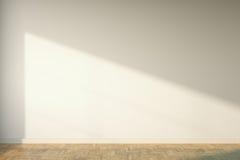 пустая белизна стены Стоковые Изображения