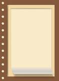 пустая бумага Стоковые Фотографии RF