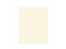 пустая бумага Стоковая Фотография RF