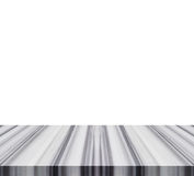 Пустая верхняя часть таблицы или счетчика камня гранита изолированных на белом ба стоковая фотография