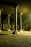 пустая вода резервуара Стоковые Фотографии RF