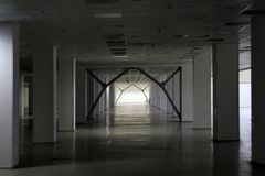 пустая выставка Стоковые Фото
