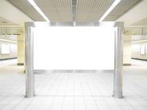 Пустая доска для сообщений Стоковые Фото