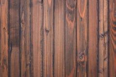 Пустая естественная коричневая деревянная предпосылка Деревянная предпосылка текстуры Стоковое Изображение