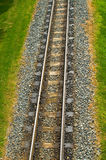 пустая железная дорога 2 Стоковые Изображения RF