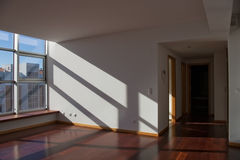 пустая живущая комната Стоковое Изображение RF