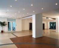 пустая зала Стоковое фото RF