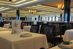 Пустая зала ресторана Стоковая Фотография