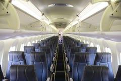Пустая кабина воздушных судн Стоковые Фотографии RF
