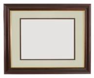 Пустая картинная рамка стоковая фотография rf
