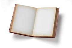 пустая книга Стоковые Изображения