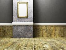 Пустая комната изображение, бесплатная иллюстрация
