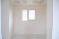 пустая комната незаконченная Стоковые Фото