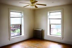 пустая комната ренты Стоковое Изображение RF