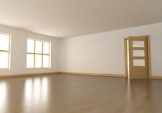 пустая комната Стоковые Фото