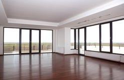 пустая комната стоковое изображение rf