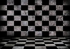 пустая комната grunge Стоковое Изображение RF