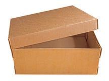 Пустая коробка столба Стоковое фото RF