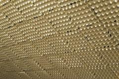 Пустая коробка яичка используемая как текстура изоляции студии музыки акустическая Стоковое Изображение RF