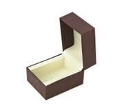 Пустая коробка для вахты Стоковое Фото