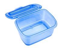 Пустая коробка для завтрака Стоковые Изображения RF