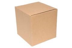 пустая коробка Стоковые Изображения