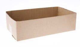 Пустая коробка Стоковые Фотографии RF