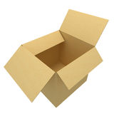 Пустая коробка Стоковое Изображение RF