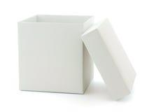 Пустая коробка Стоковые Фото