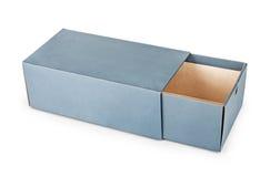 пустая коробка Стоковые Изображения RF