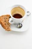 Пустая кофейная чашка Стоковые Изображения