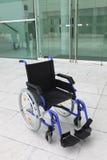 Пустая кресло-коляска Стоковые Фото