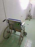 пустая кресло-коляска Стоковое Фото