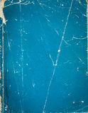пустая крышка книги старая Стоковая Фотография