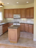 пустая кухня Стоковые Изображения RF