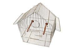Пустая клетка птицы стоковая фотография rf