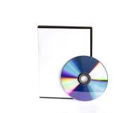 Пустая насмешка компакт-диска вверх Стоковые Фотографии RF
