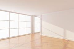 пустая новая комната