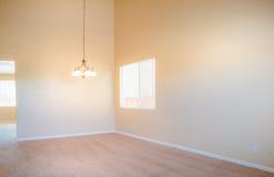 пустая нутряная комната Стоковые Фотографии RF