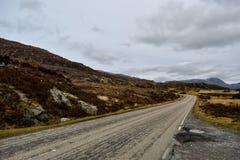 пустая дорога Стоковая Фотография RF