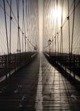 Пустая дорожка Стоковая Фотография RF